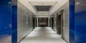 طراحی داخلی بانک ملت