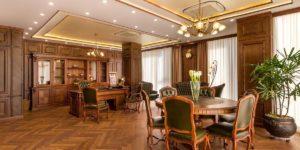طراحی داخلی دفتر اداری رویال