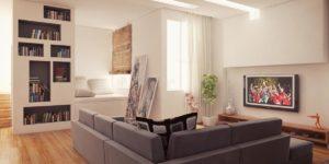 طراحی داخلی خانه در سمنان